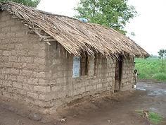 Rundugai village in northern Tanzania