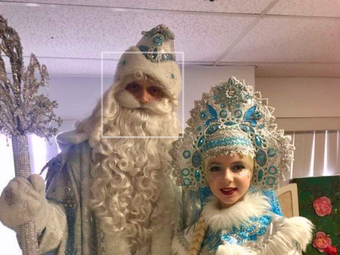 We will save the Snow Maiden