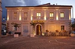 The Palazzo at sunset