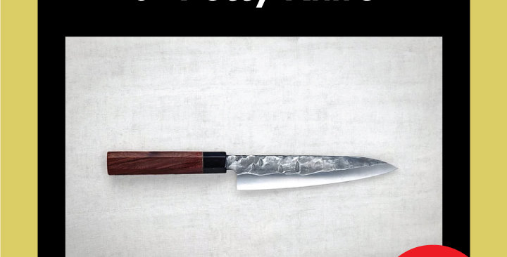 """Forge to Table 6"""" Petty Knife"""