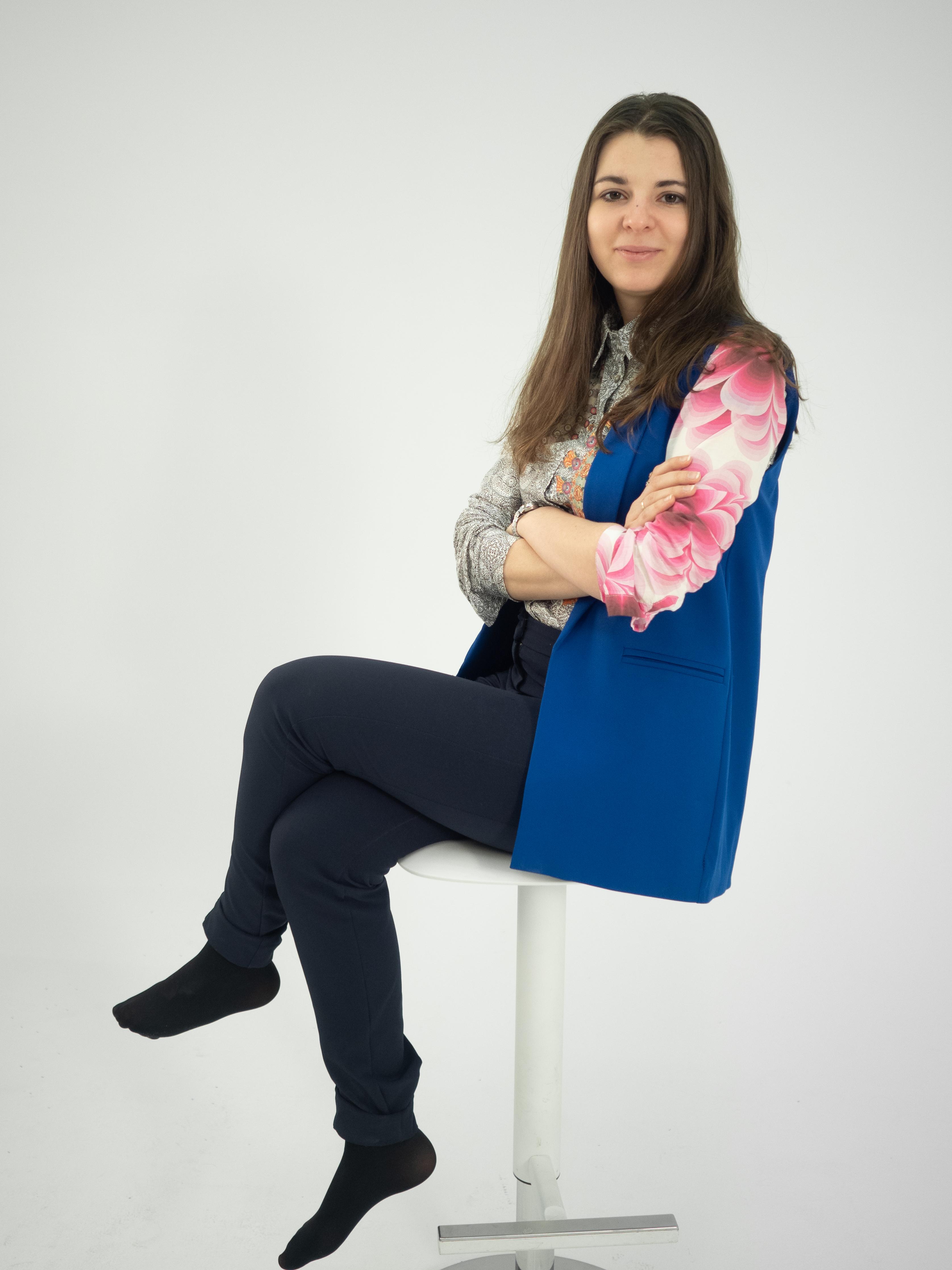 Павлова Анна Игоревна