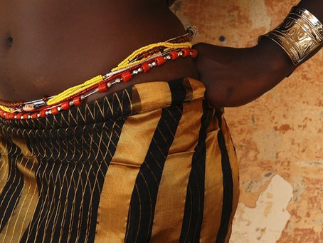 Waist Beads: The past & the present