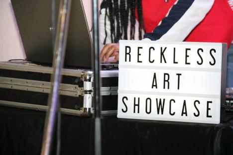 Reckless Arts Showcase