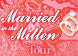 Married in the Mitten N.Michigan wedding painter