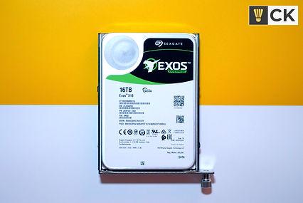 Seagate Exos Enterprise Grade NAS Hard D