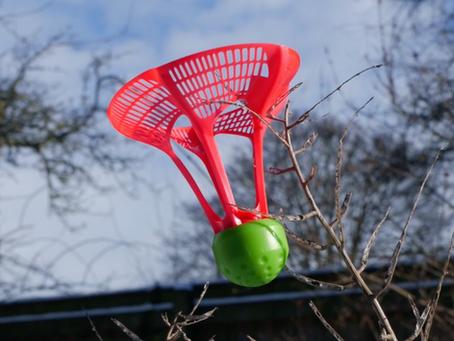 AirShuttle - Outdoor Badminton Shuttlecock
