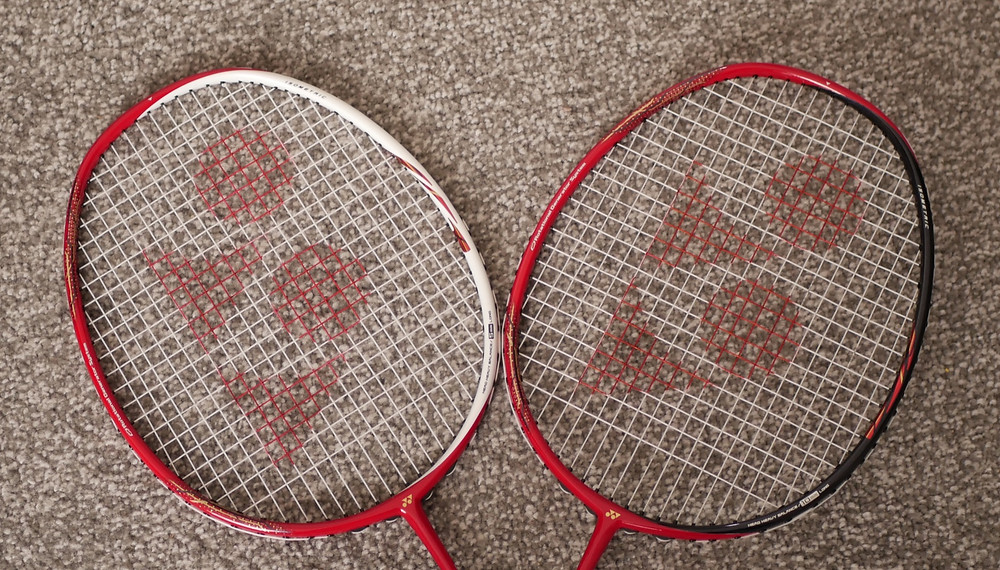 Yonex Astrox 88S and Astrox 88D