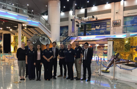 NSA at the China Academy of Space Technology Oct 2016