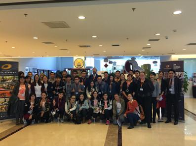 NSA Teacher Training Masterclass in Beijing, China