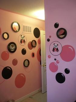 Murals By Marg Girls Room Skylar 2012 3.JPG