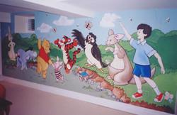 Murals By Marg Winnie and Friends Playroom Mural 1.JPG