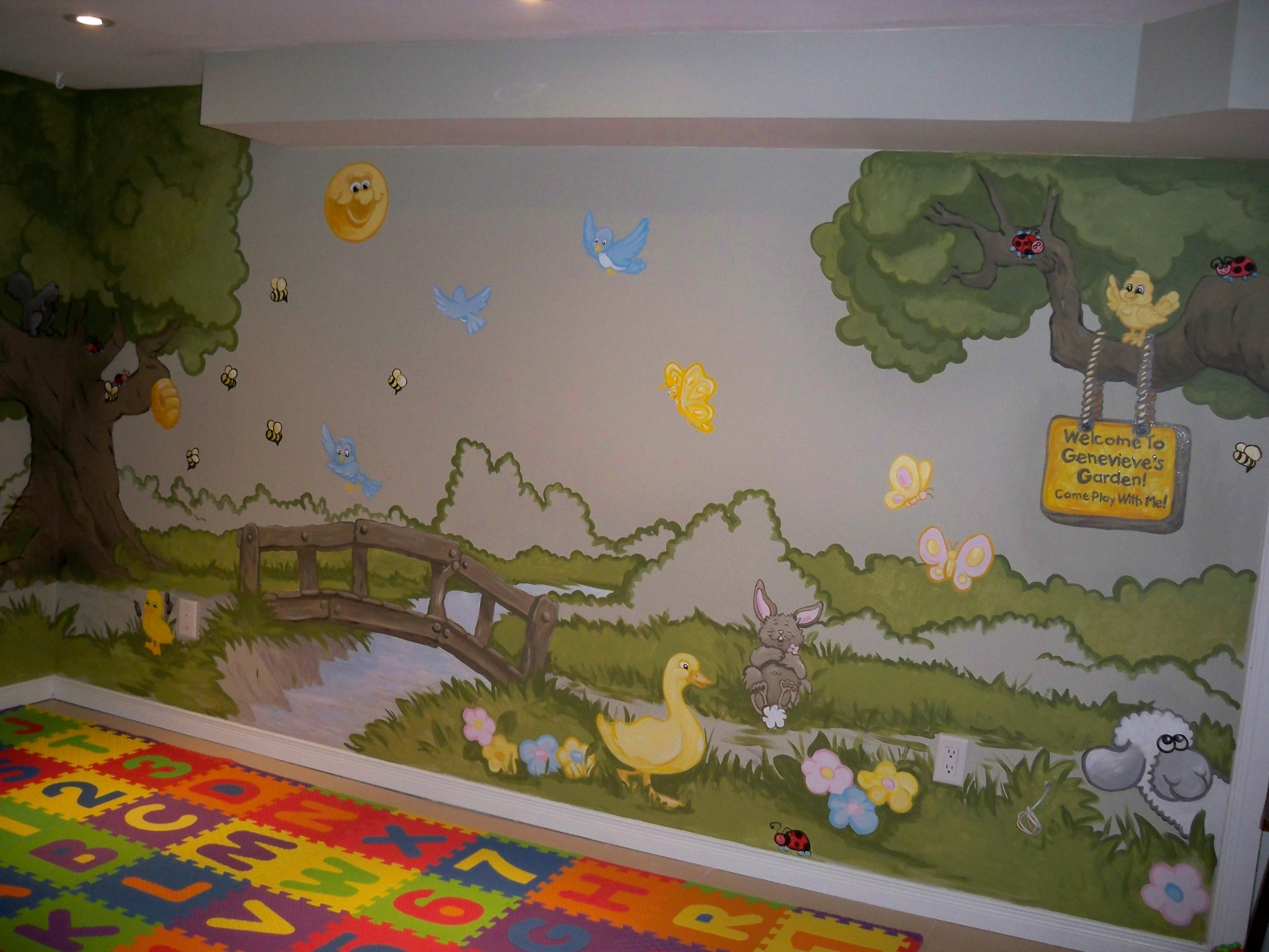 Murals By Marg Genevieve's Playroom Mural 6.JPG