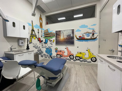 Murals By Marg Little Pearls Pediatric D