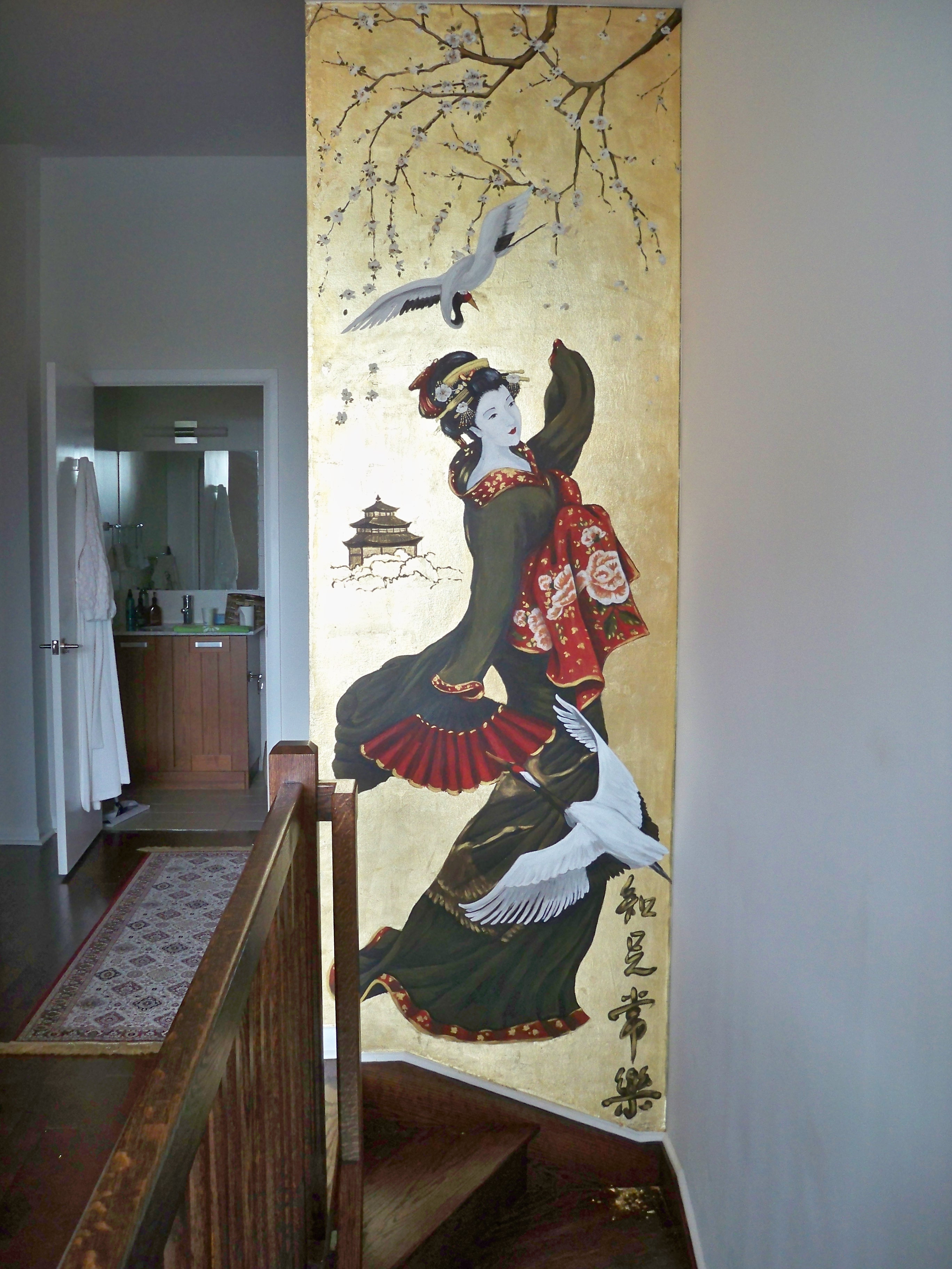 Murals By Marg Gold Leaf Mural 1.JPG