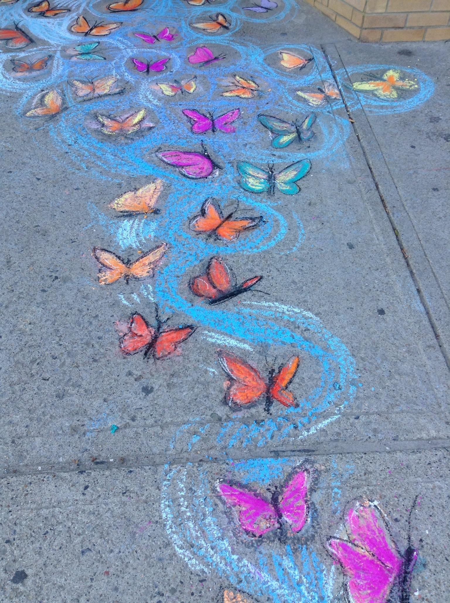Murals By Marg Chocolate Chalk Art 3