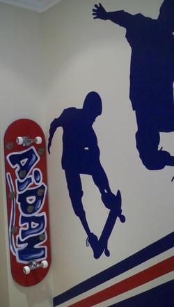 Skate Board Bedroom 2 2011