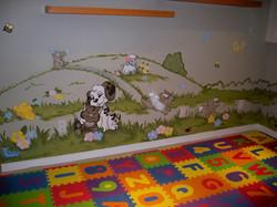 Murals By Marg Genevieve's Playroom Mural 2.JPG