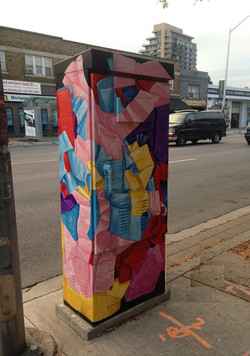 Murals By Marg Utility Box 2017