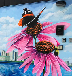 Murals By Marg Green Storage 3