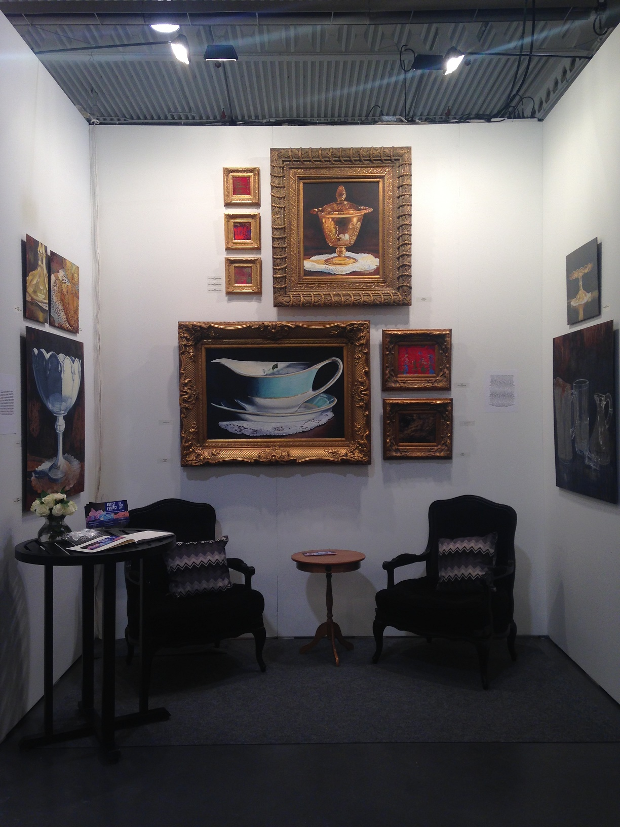 Booth 540 c