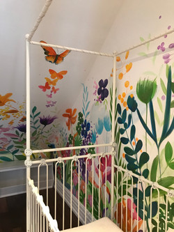 Murals By Marg - Spring Flowers