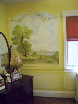 Murals By Marg Bedroom Trompe L'oeil 4.JPG