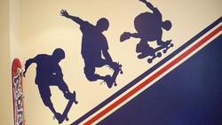Skate Board Bedroom 2011