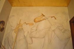 Murals By Marg Jazzy Bathroom 1