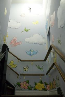 Murals By Marg TBA Staircase Mural 2.JPG