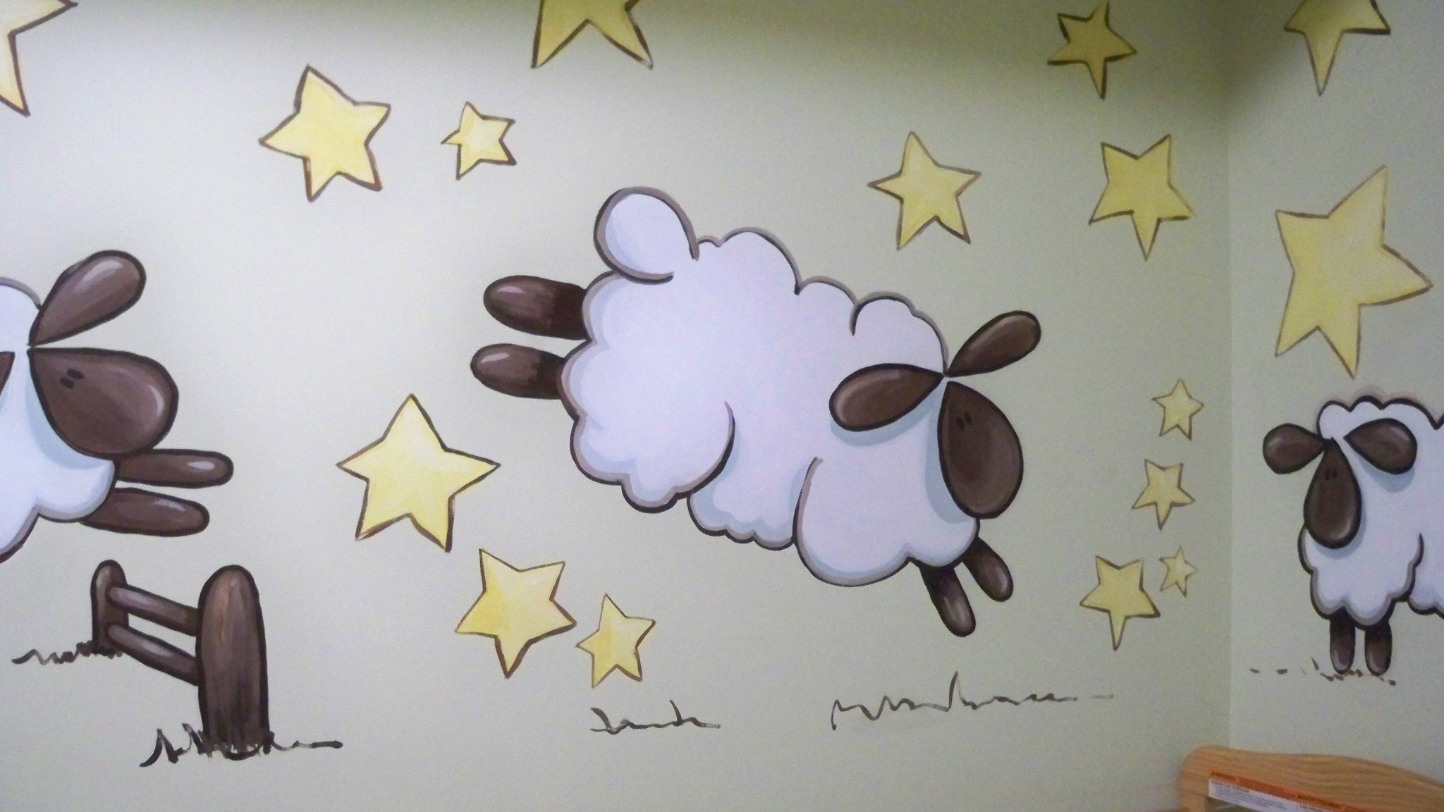 Murals By Marg TBA Counting Sheep Mural 5.JPG