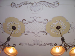 Murals By Marg Ceiling Mural in Kitchen 1.jpg