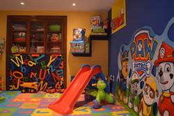Murals By Marg -- Alphabet Playroom 2