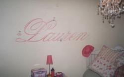 Murals By Marg Lauren's Room
