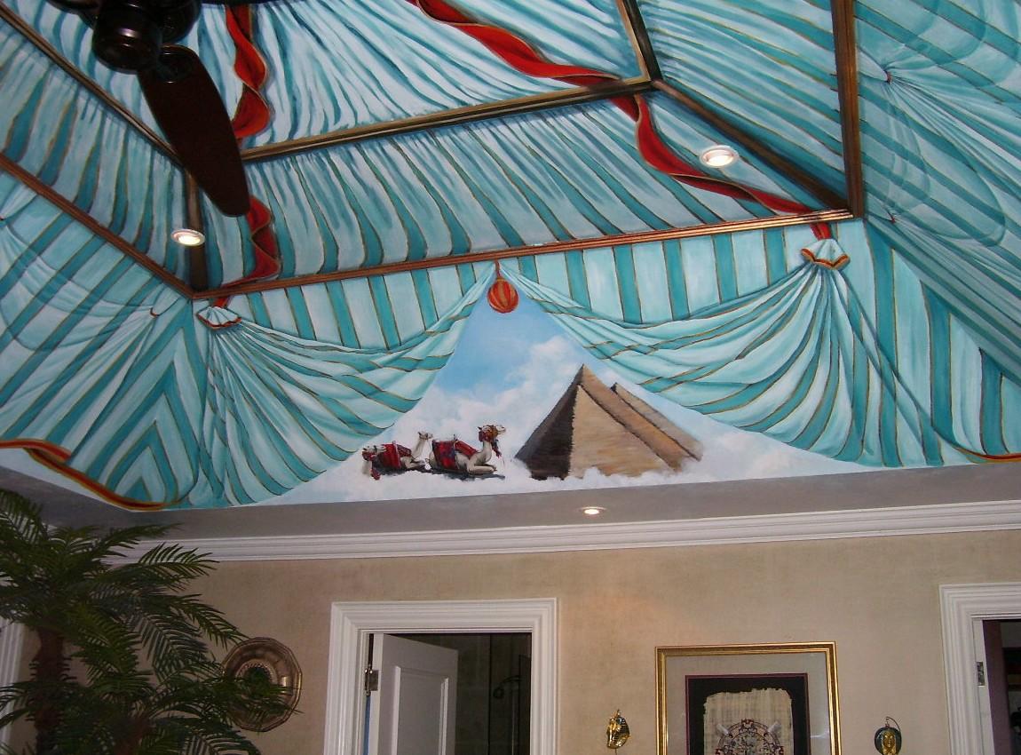 Murals By Marg Egyptian Tent Mural 1.JPG
