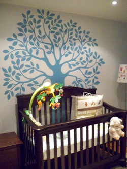 Murals By Marg Blue and White Nursery 11.JPG