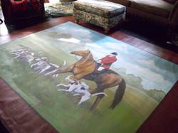 Murals By Marg Painted Floor Cloth 1.JPG