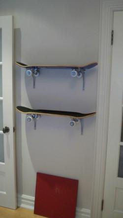 Skate Board Bedroom  3 2011