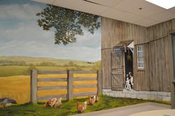 Murals By Marg Barn Mural