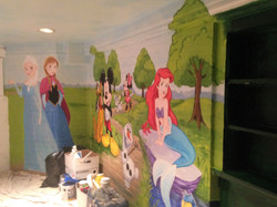 Murals BY Marg chalkboard paint 2