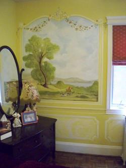 Murals By Marg Bedroom Trompe L'oeil 6.JPG