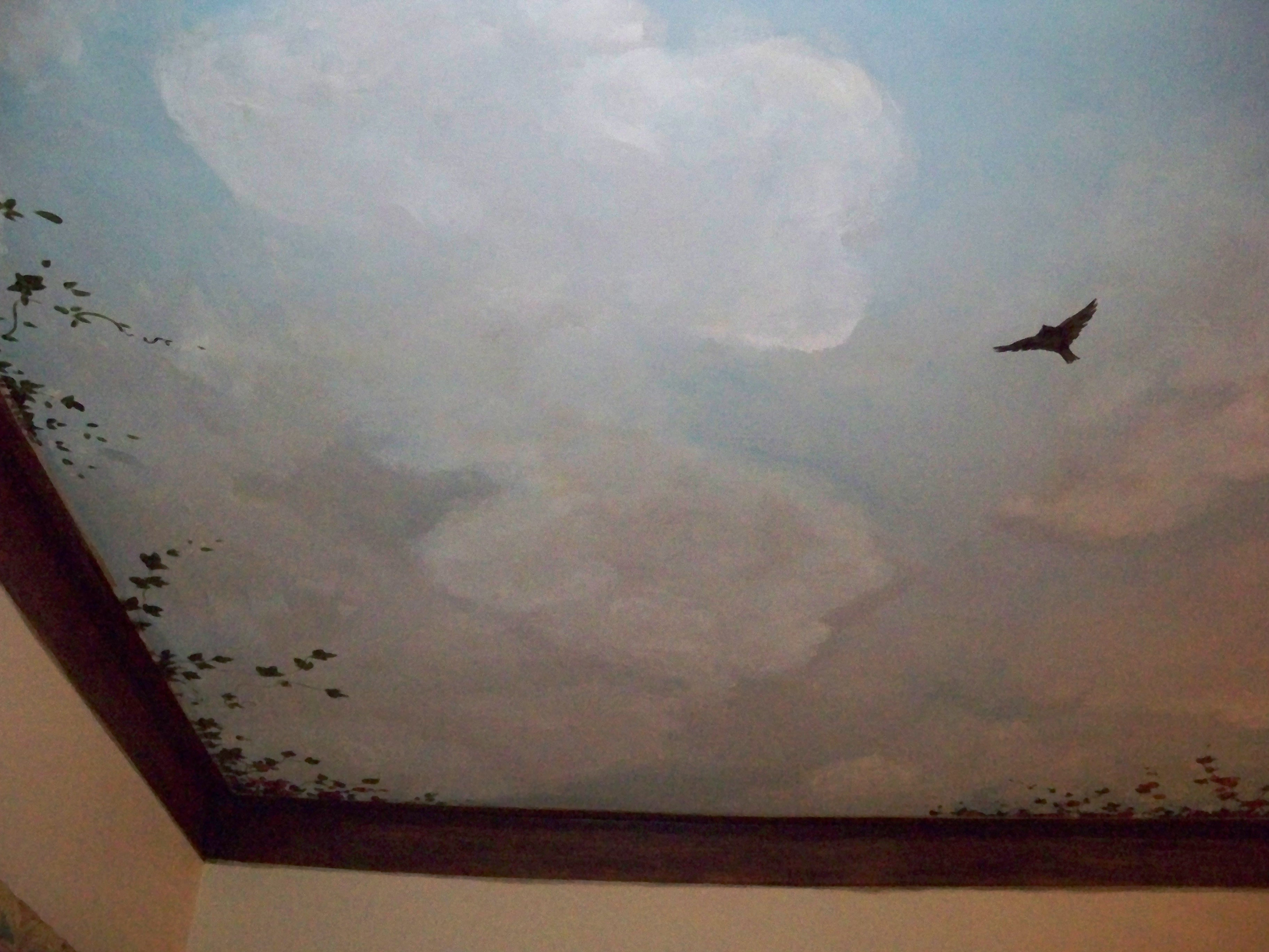 Murals By Marg Ceiling Mural 18