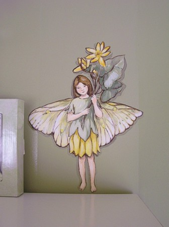 Murals By Marg Green  Room With Flower Fairies 6.JPG
