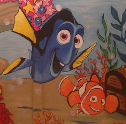 Murals By Marg Ariel Mural 2