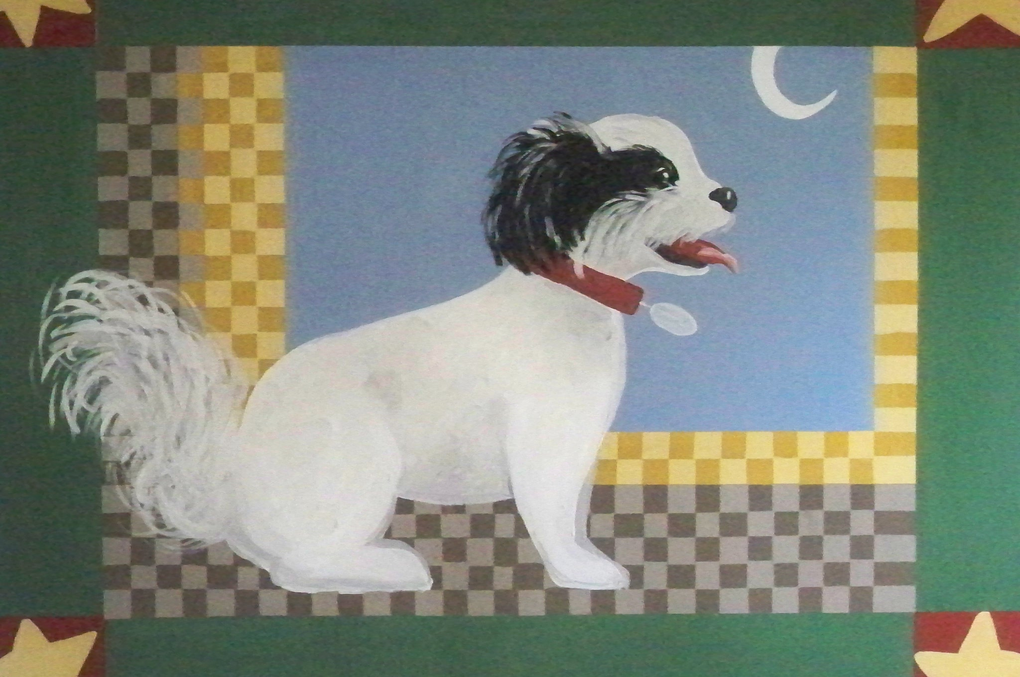 Murals By Marg dog floor mat.JPG