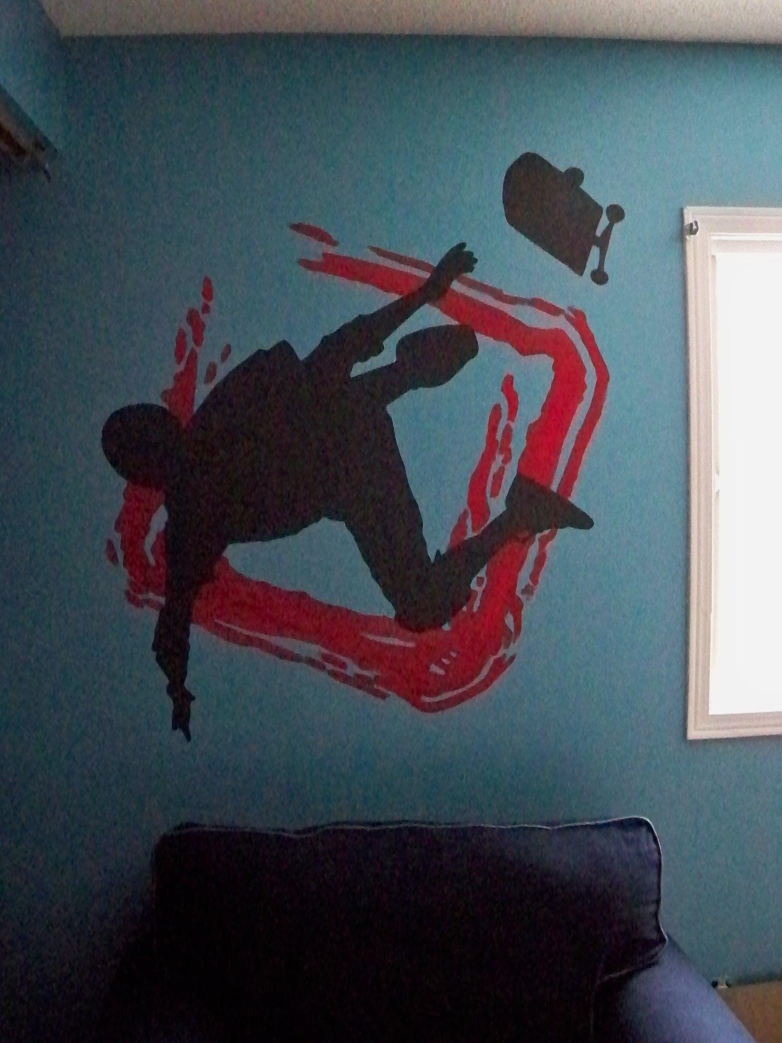 Murals By Marg Bekah's Room 4.JPG