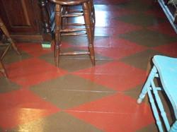 Murals By Marg Diamond Painted Floor 3.JPG