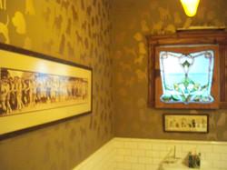Murals By Marg Hand Painted Wallpaper Beagles 4.JPG