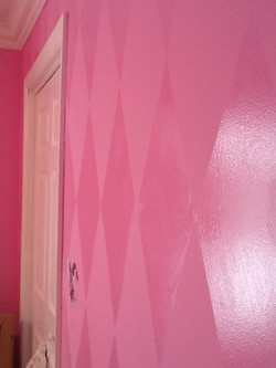 Murals By Marg Girls Pink Room 2013 2.JPG