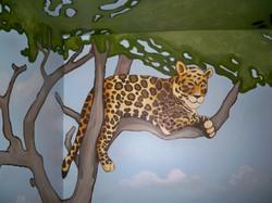 Murals By Marg Safari Mural 33