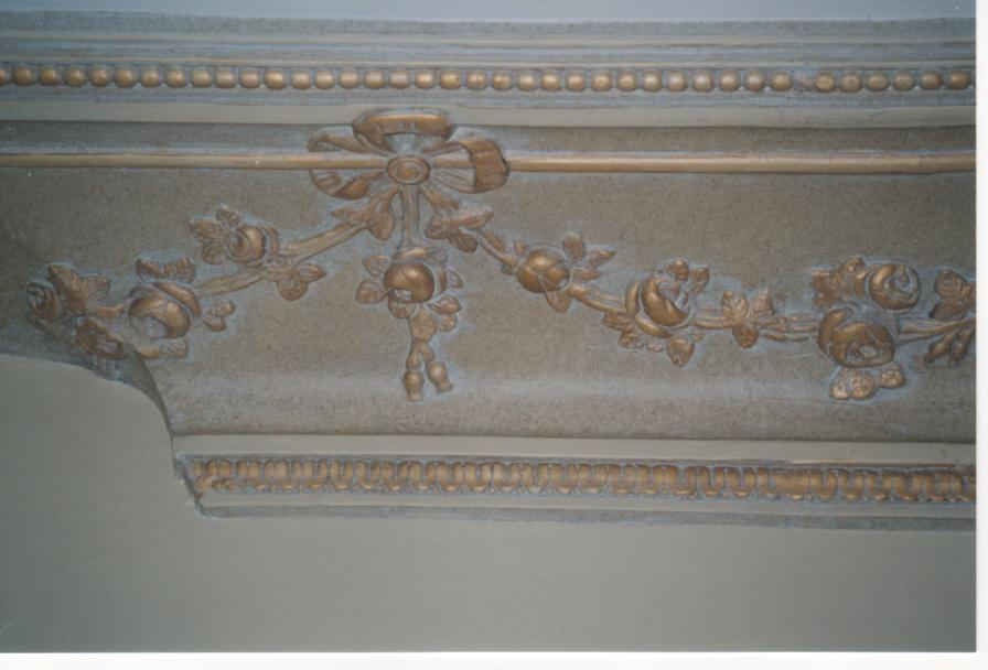 Murals By Marg Hand Painted Plaster Molding Gold 3.jpg